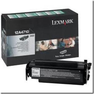 Lexmark12A4710